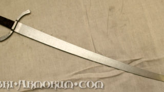 Sword falchion training
