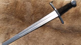 Fencing dagger long training