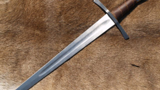 Fencing dagger long
