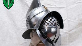 Murmillo helmet