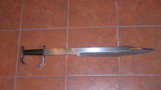"""Leonidas"" Sword"
