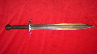 """""""Halfling"""" sword"""