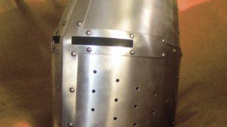 Barrel helmet TRAINING