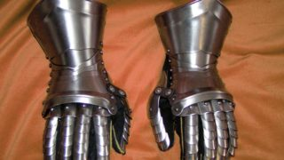 Gauntlets long