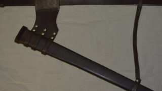 Scabbard for Longsword with belt