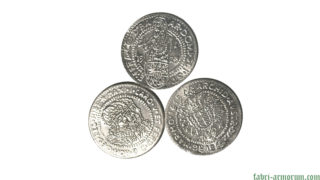 Silver coin 40 mm