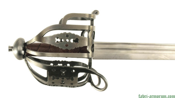 Scottish basket-hilt sword
