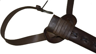 Scabbards, Belts