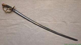 French light cavalry sabre