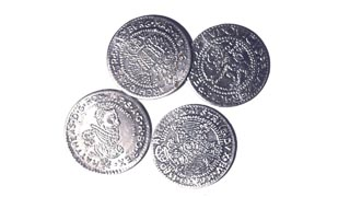 Historical coinage