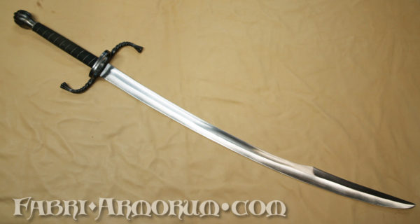 Two-handed sabre