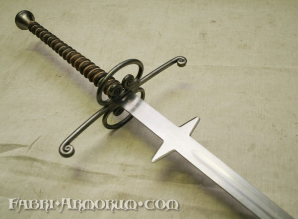 Landsknecht two handed sword