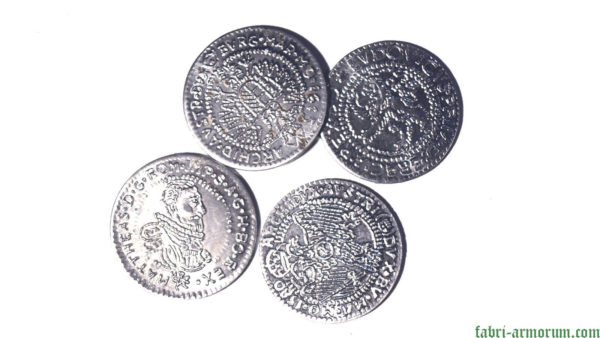 Aluminium Coin 40 mm